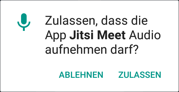 Android Zugriff Kamera
